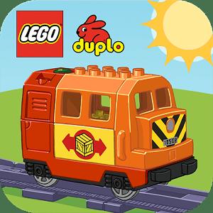 logo LEGO® DUPLO® Train