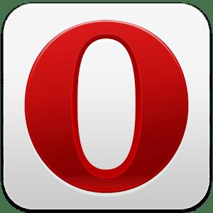 logo Navigateur Opera pour Android