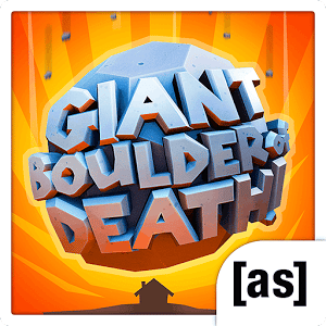 logo Giant Boulder of Death