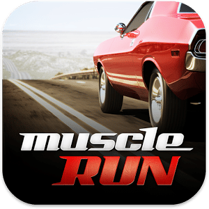logo Muscle Run