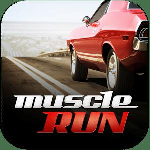 logo Muscle Run