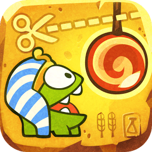 logo Cut the Rope: Time Travel