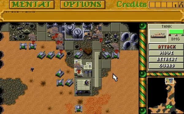 dune deux android