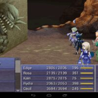 final fantasy 4 android promo