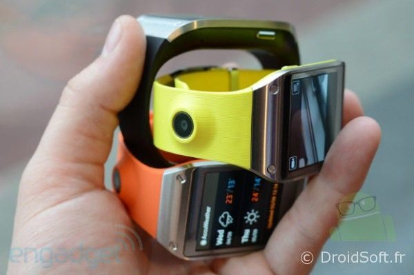 galaxy gear samsung officielle 2