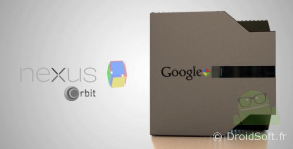 nexus orbit console android