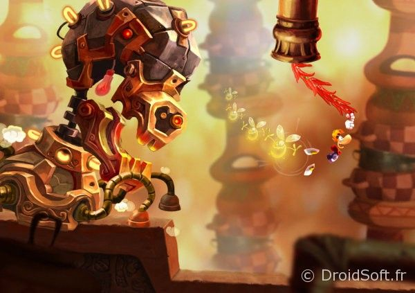 rayman fiesta run android et iphone