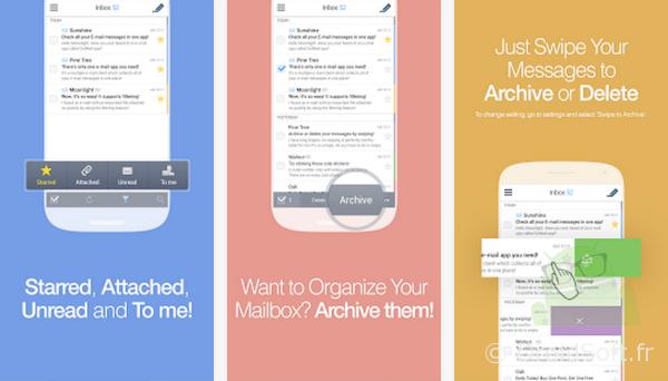 solmail android app gratuite
