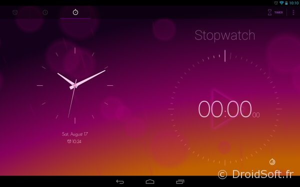 timely android app gratuite
