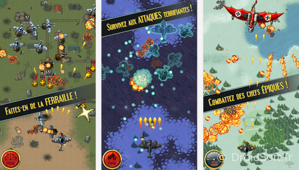 Aces of the Luftwaffe android jeu