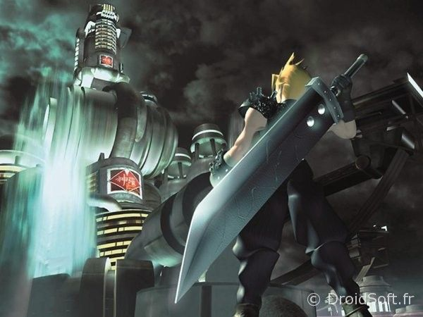 Final fantasy 7 android