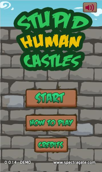 Stupid human castles