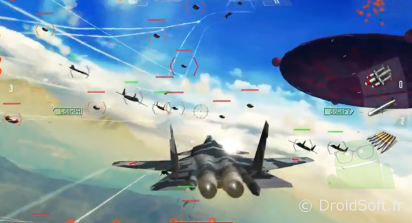 Sky Gamblers Air Supremacy namco android