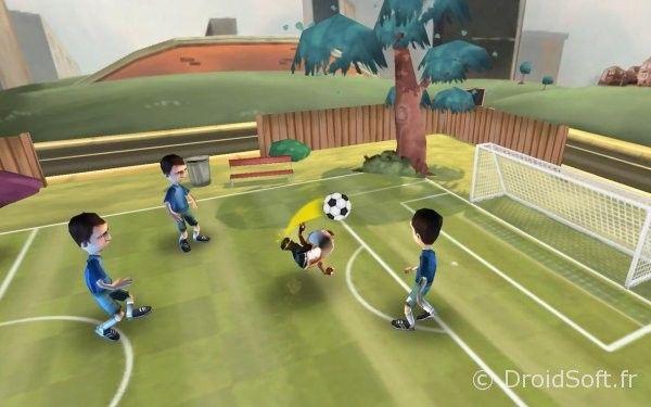 Soccer Moves android jeu gratis