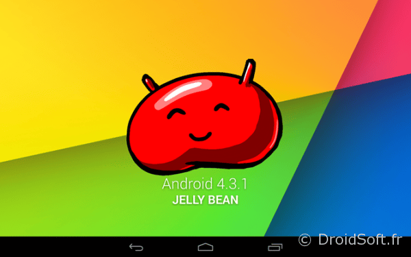 android jelly bean 4.3.1