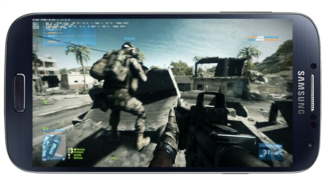 battlefield android