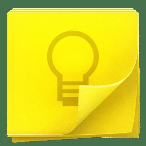 logo GoogleKeep