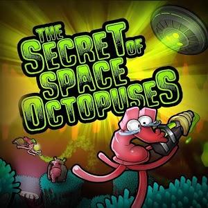 logo Secret des Poulpes de L'Espace