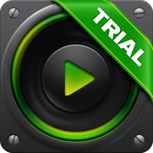 logo PlayerPro Music Player Trial