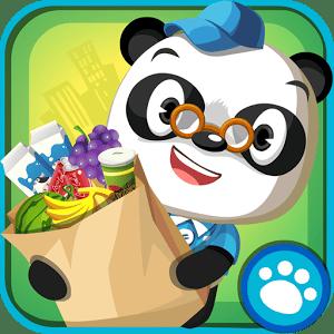 logo Dr Panda : Supermarché