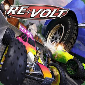 logo RE-VOLT Classic(Premium)Racing