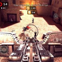 dead trigger 2, Test de Dead Trigger 2 sur Android