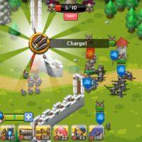 combat monsters, Derniers jeux Android : Combat Monsters, Kingdom Tactics, …