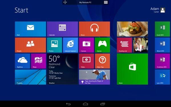 microsoft windows remote desktop android app gratuite