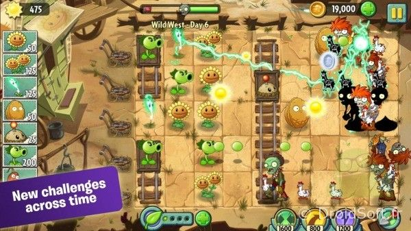 plants vs zombies 2 android