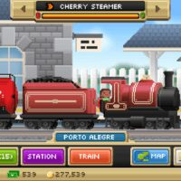 pocket train android jeu