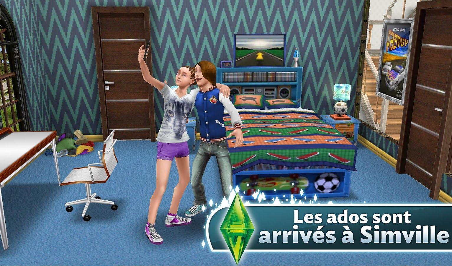 gratuit rencontres Sims jeux pour Android
