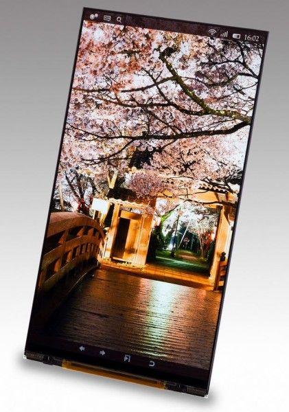 sony ecran 5.4 pouces 2560 1440 pixels