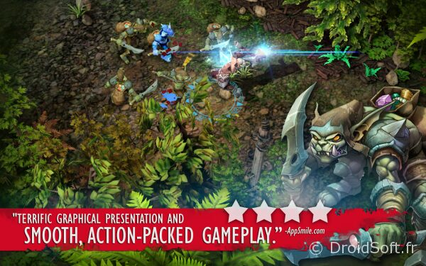wraithborne android jeu gratis