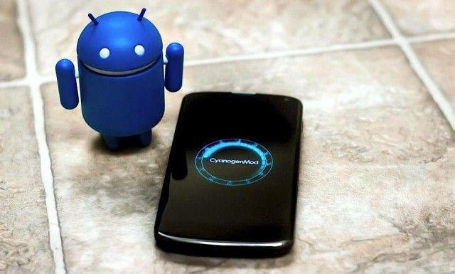 CyanogenMod 11 android 4.4