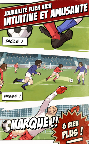 Flick Kick Football Legends android