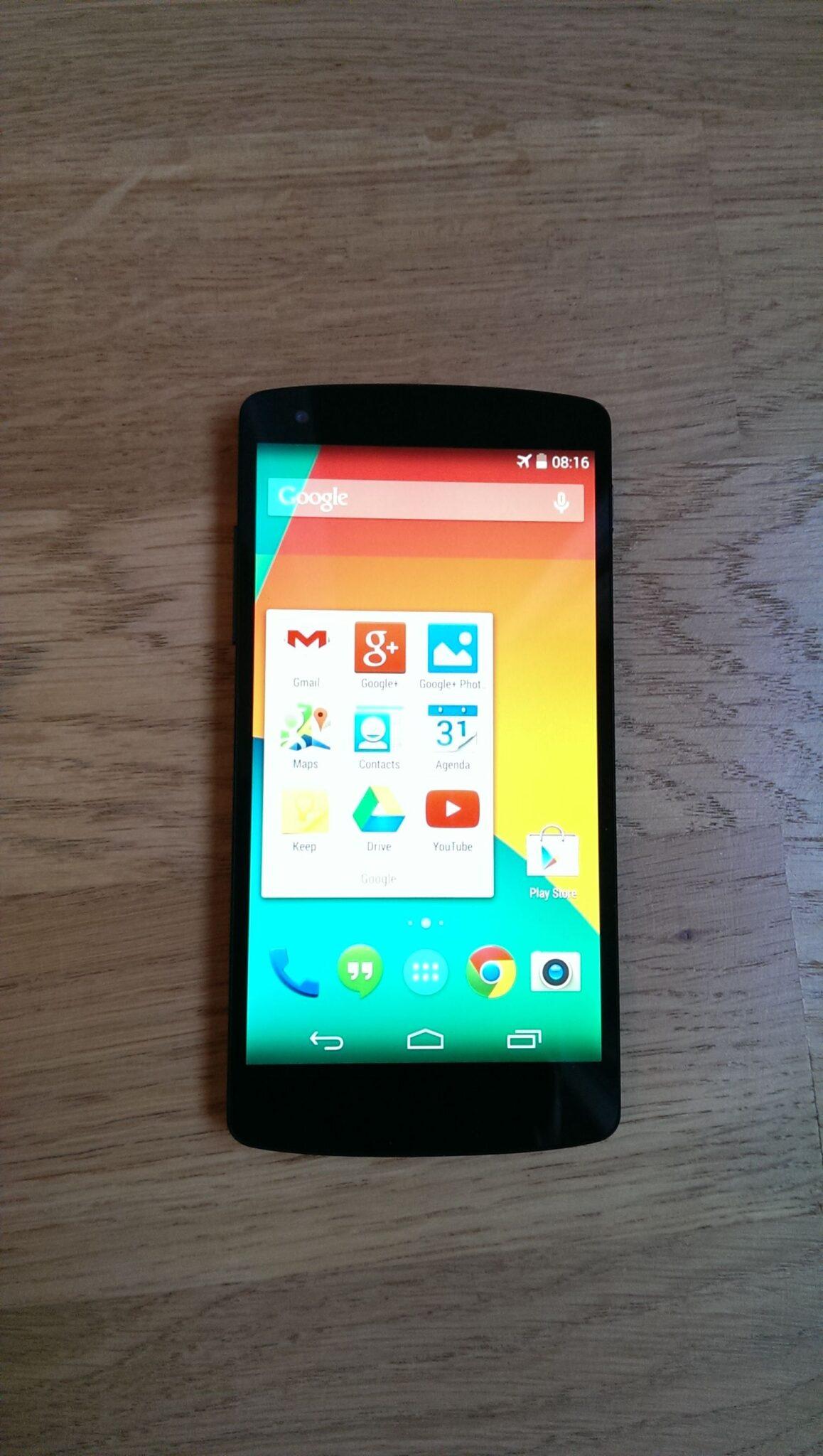 Nexus 5 face droidsoft