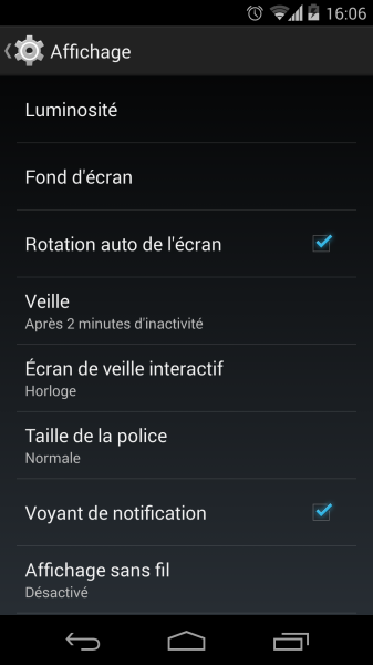 notification led nexus 5