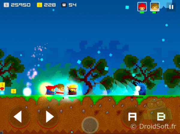 android nakama jeu gratuit