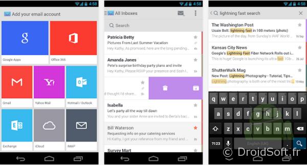 cloudmail app gratuite