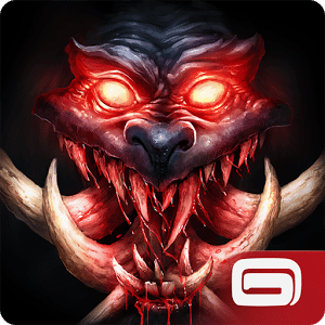 logo Dungeon Hunter 4