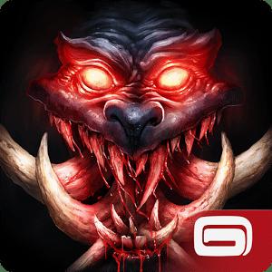 logo Dungeon Hunter 4