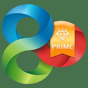 logo GO Launcher Prime (français)