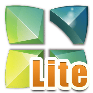 logo Next Launcher 3D Lite Version