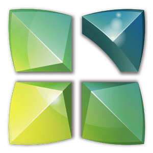 logo Next Launcher 3D