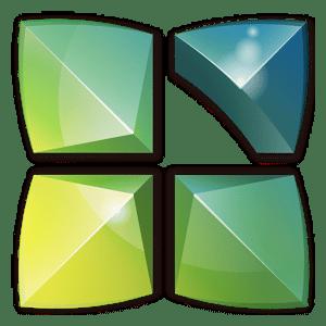 logo Next Launcher 3D