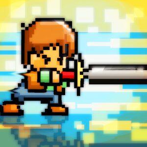 logo HEAVY sword