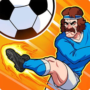 logo Flick Kick Football Legends