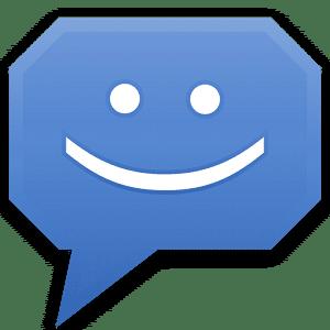 logo 8sms (Stock Messaging, KitKat)
