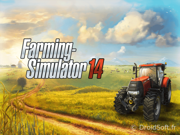 farming simulator android 2014