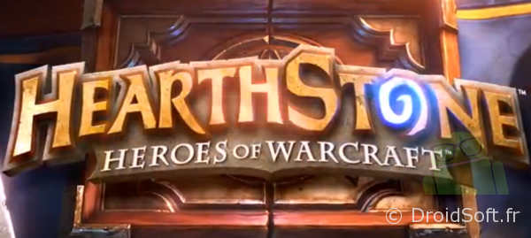 hearthstone android jeu